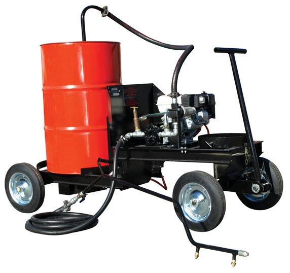 Bitumen Emulsion Sprayer : Bitumen Emulsion Sprayer